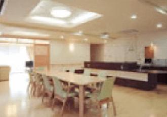 食堂・共同生活室